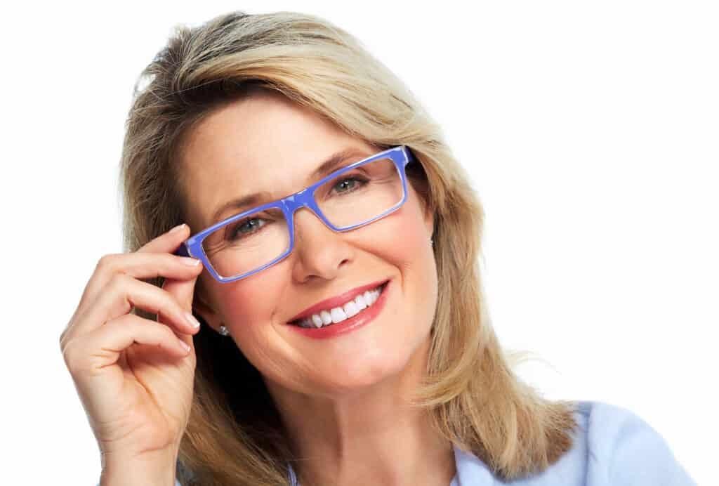 Seniors glasses